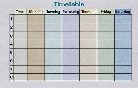 timetable 3224768 640